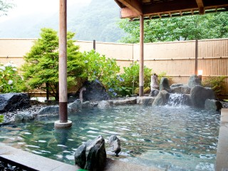 Hot springs are one of Japan's greatest treasures. Sit in the hot, mineral-rich Onsen and feel you worry and stress simply melt away. A gift of pure joy to you from Japan. images