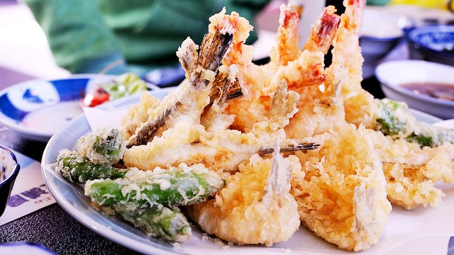 Delicious Tempura - Try it in Japan images