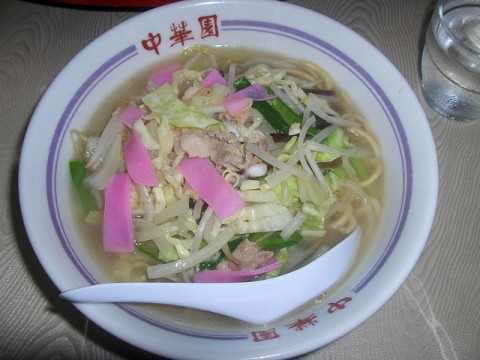 Champon - a MUST eat in Nagasaki images