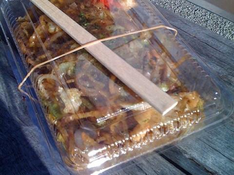 Popular Yatai Foods: Yakisoba images