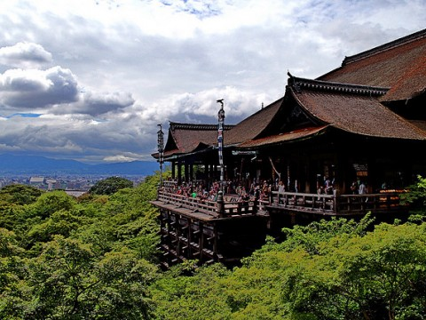 Kyoto Love: Kiyomizu-dera & Jishu Shrine images