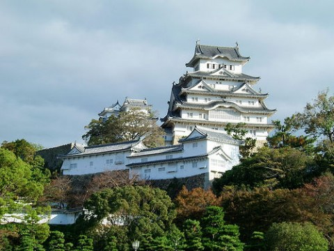 Himeji Castle in Hyogo Prefecture images