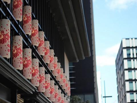 Golden Week in Nihonbashi images