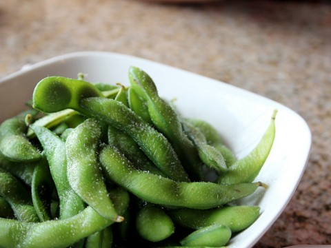 How to cook edamame at home images