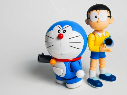Doraemon - Robot cat images