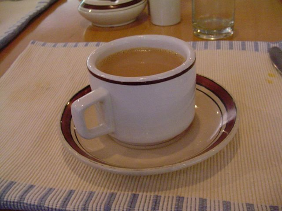 Indian Masala Tea aka Chai (Image source: https://en.wikipedia.org/wiki/Masala_chai)