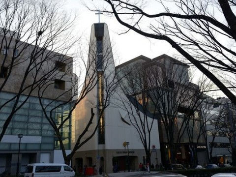 Tokyo Union Church is great for English Language Services in Japan images