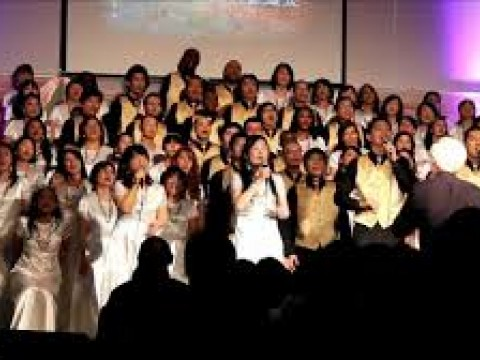 Tokyo Baptist Church in Japan is a great place to celebrate Christmas images