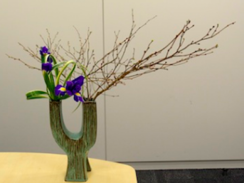 "Worth to learn ""IKEBANA"" once you are in Japan! images"