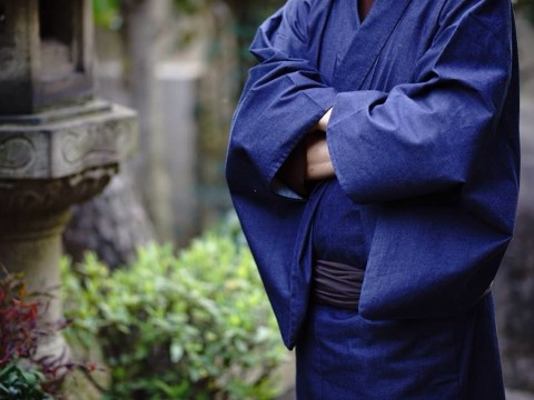 Why Men Look Handsome in Kimonos in Japan? images