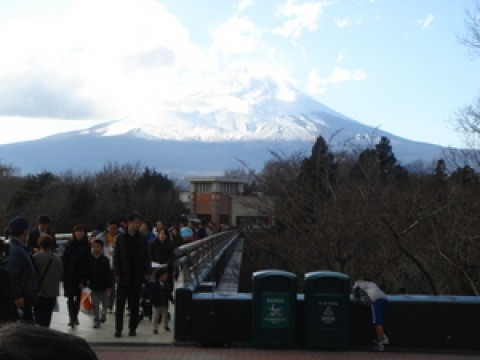 Great Mt.Fuji viewing spot : GOTENBA Premium Outlets images