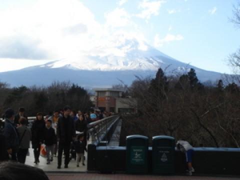Great Mt.Fuji viewing spot : GOTENBA Premium Outlets images