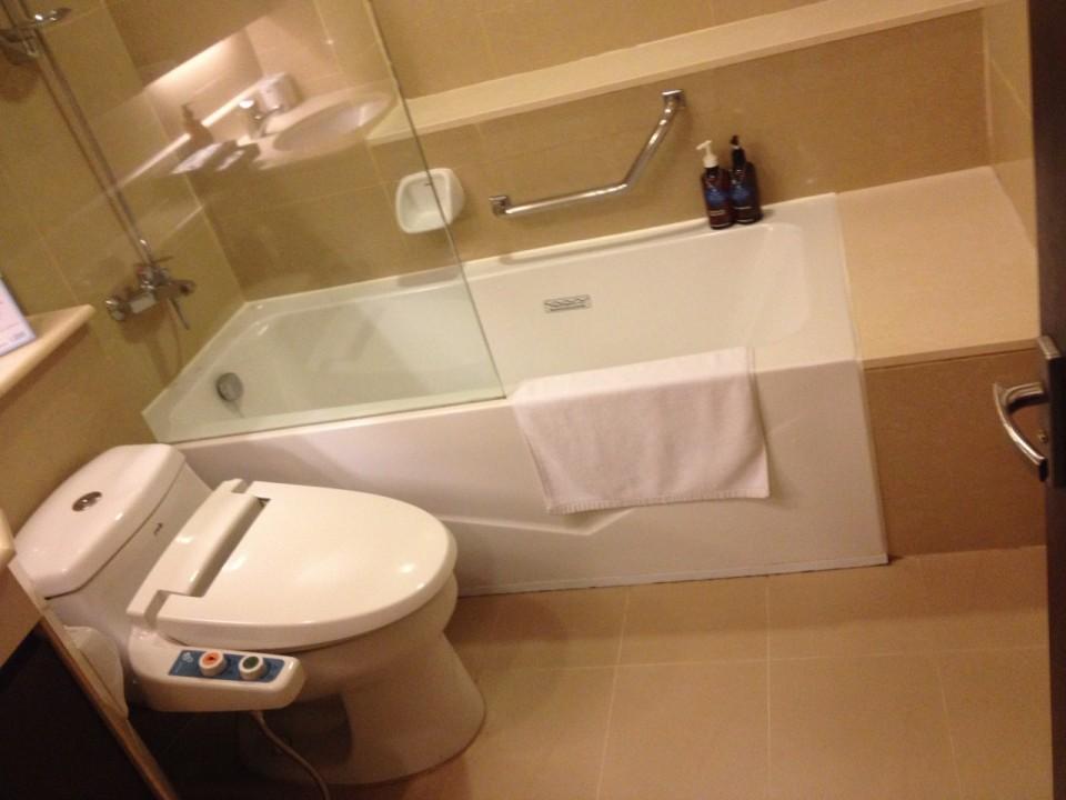 Hotel Washlet