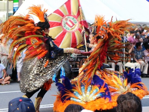 The 33rd Asakusa Samba Carnival images
