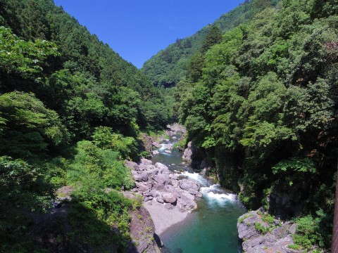 Okutama, easy access and abundant nature in western Tokyo. images