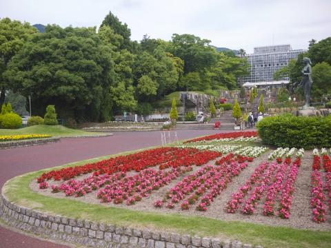 Hiroshima's Botanical Gardens images