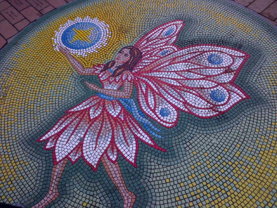 Enospa Fairy Mosaic