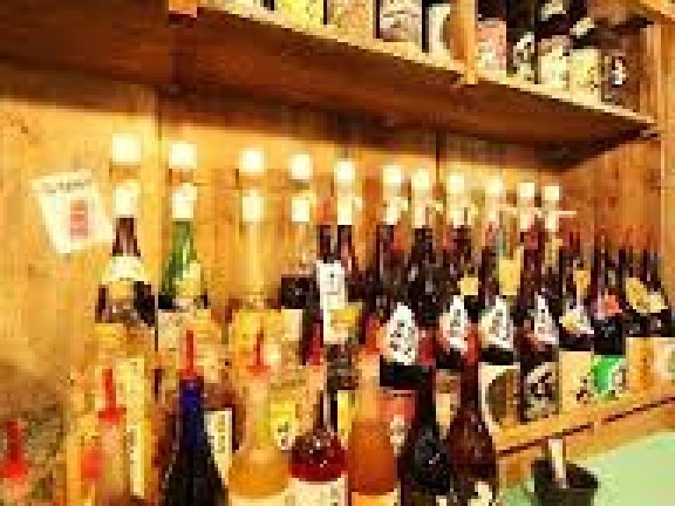 Drinks at Camp Yokohama