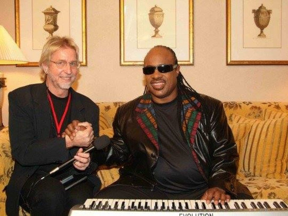 Japan Loves Stevie Wonder