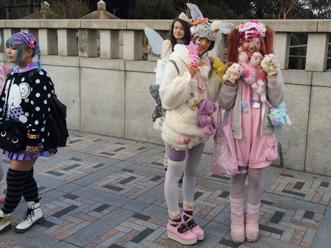 Cosplay in Harajuku images