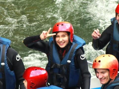 Whitewater Rafting in Gunma Pref. images