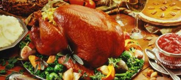 Turkey, stuffing…the works. Celebrate Thanksgiving in Japan ...