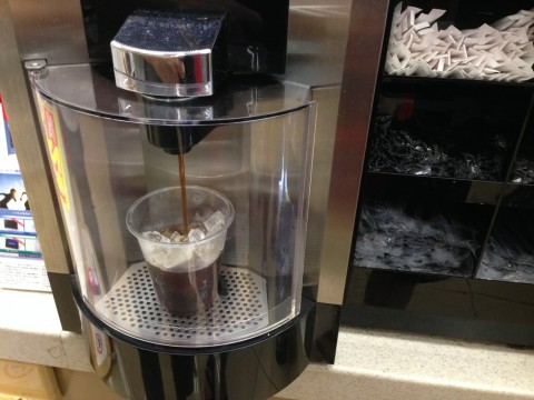 Fresh Coffee at Japanese Convenience Stores images