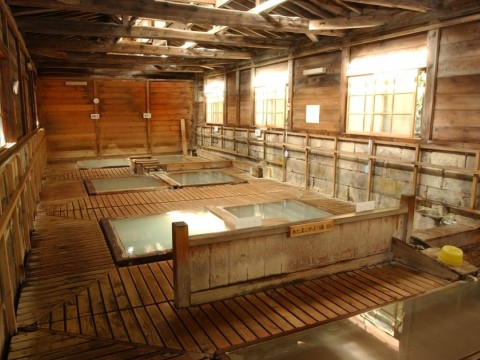 "The ""hot spring resort"" has its roots in ancient Japan. images"