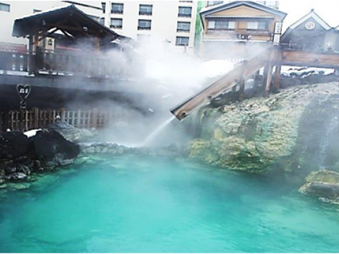 Kusatsu Onsen: Rated No.1 of Japan's 100 Best Hot Springs for 12 consecutive years ! images