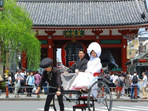 """Experience Your Own """"Japanese Style Wedding"""" in Tokyo! images"""