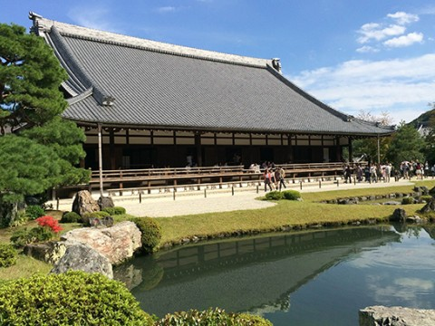 Enjoy the Changing Seasons at Tenryū-ji images