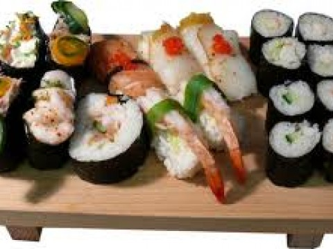 Set or by the piece - you can order sushi either way images