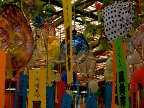 Local Secret: Kawasaki Wind-chime Festival in July images