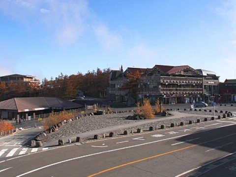 Mt. Fuji Station #5 (Fuji Subaru Line) images