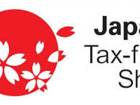 "Japan's Expanded ""Tax Free"" system for tourists images"
