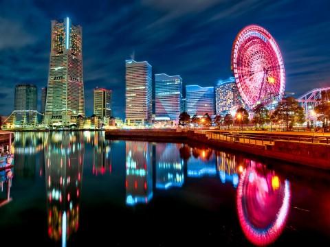 Three Links to Yokohama images