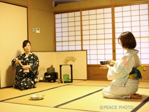 Learn Japanese Traditional Culture : Tea Ceremony images