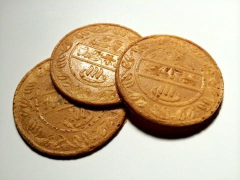 "Japanese sweets : ""Tansan Senbei"" images"