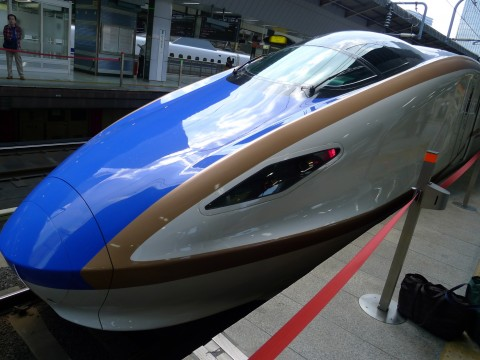 Hokuriku Shinkansen - Gran Class is fabulous even for Japanese! images