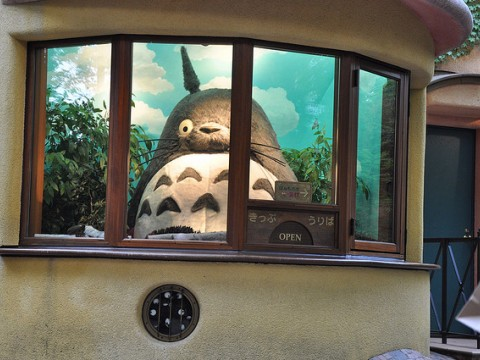 "Akihabara & Studio Ghibli Animation Movie Museum – ""Pilgrimage"" to both of them in one day images"