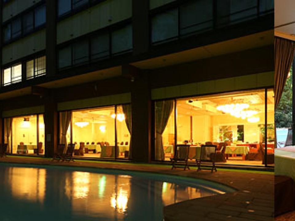 One of Hotel Sakurai restaurants