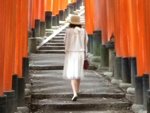 Fushimi Inari Shrine in Kyoto: Walking the stairs to heaven.... images