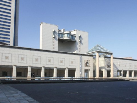 Yokohama Treasures: Yokohama Museum of Art images