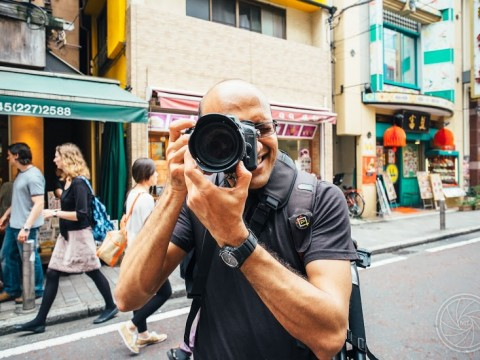 The Street Photographer's Photowalk Kit images