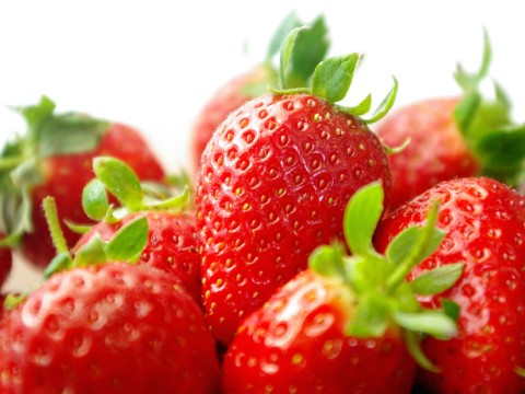 The interesting relationship between Japanese culture and sweet, delicious strawberries images