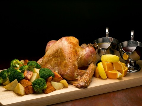 Where to eat Thanksgiving dinner in Tokyo images