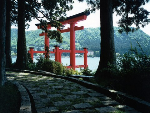 Hakone & Lake Ashi images