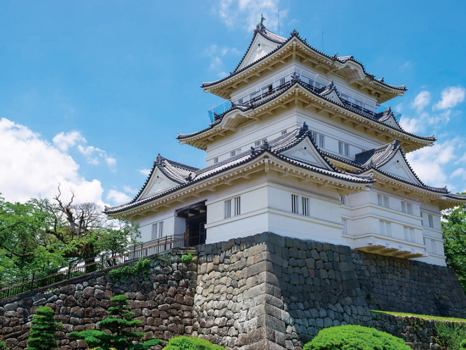 Odawara Castle Main Keep