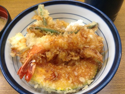 Want to eat Tempura at a reasonable Price? Here's How!! images