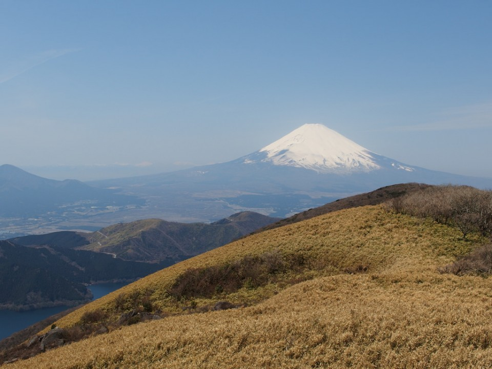 Hakone Hiking Views